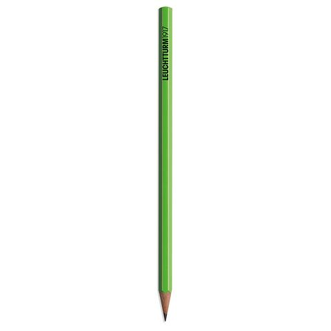Pencil HB, LEUCHTTURM1917, Neon Green