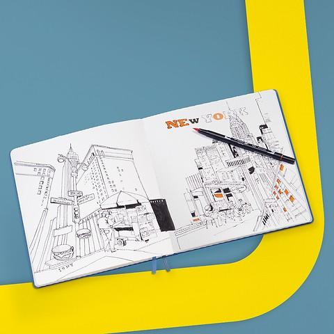 New Sketchbooks