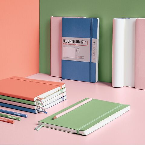 Notebook Muted Colors