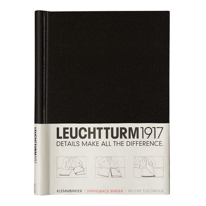 Springback Binder PEKA (A4) Capacity: 150 pages maximum, Size: 305x220x25 mm, black
