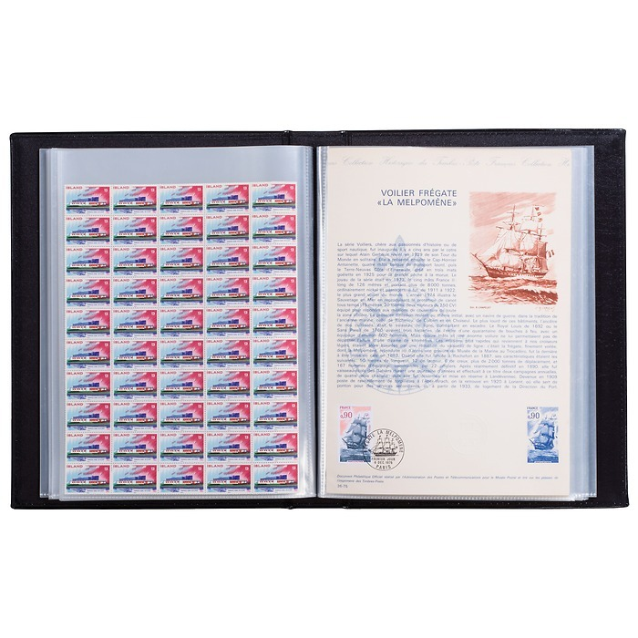 Certificate Portfolio with 40 pockets (A4)
