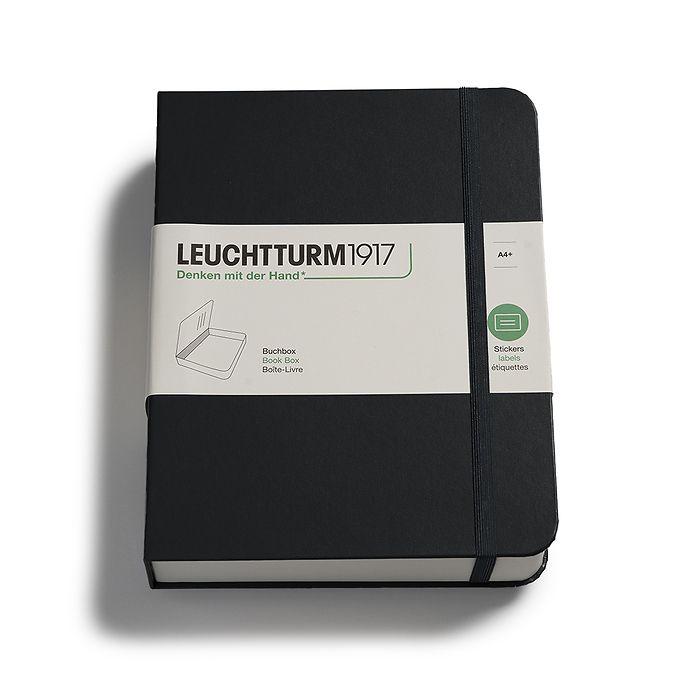Book Box, 255 x 329 x 60 mm, black