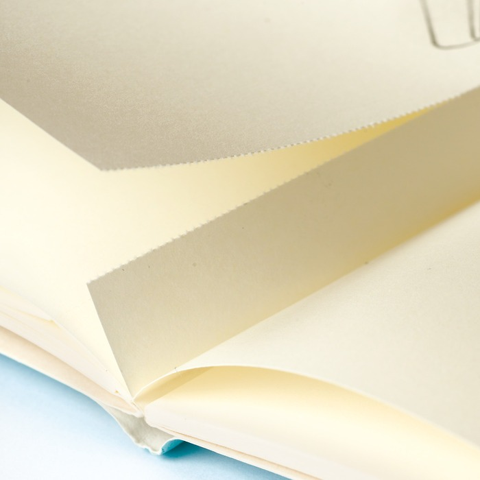 Jottbook A4 (210x297), TOC, 60 pages, 16 sheets removeable (8 1/4 x 11 3/4 in)