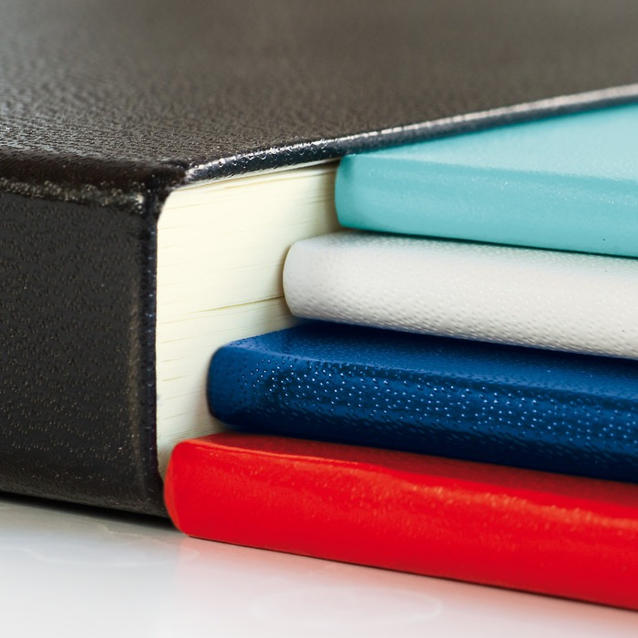 Jottbook Pocket (A6), table of contents, 60 pages, 16 sheets removeable (3 1/2 x 6 in)