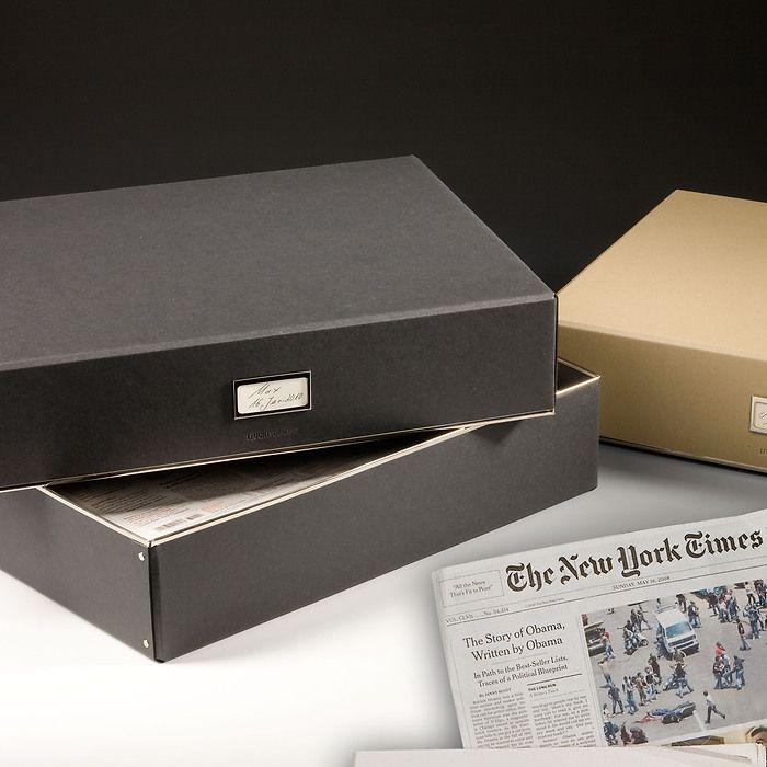 DURA A3+ Archive Box
