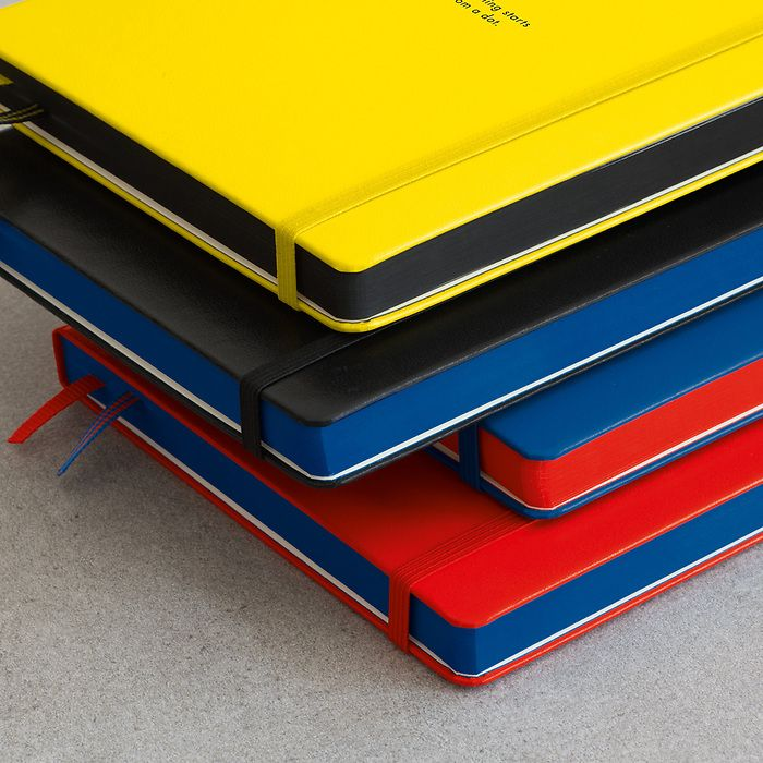Special Edition 100 Years Bauhaus Notebooks