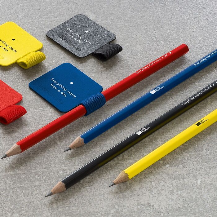 Special Edition 100 Years Bauhaus Pencils