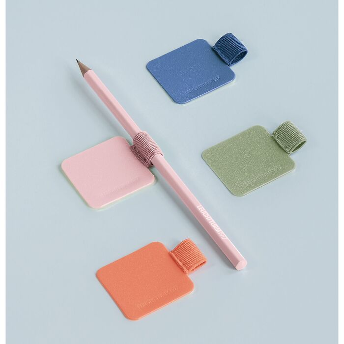 Muted Colours – Pen Loops