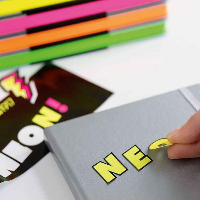 NEON – Notebooks, dotted